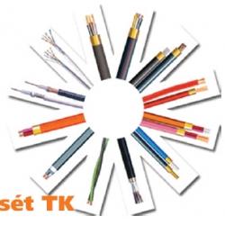 Cáp thép và dây chống sét TK